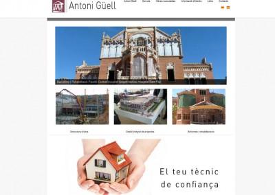 Antoni Güell Arquitecte