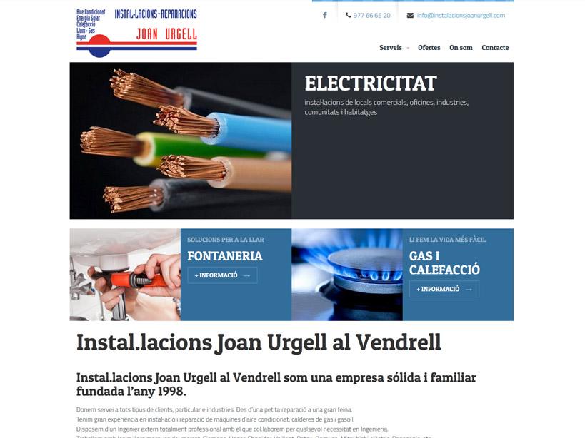 Instal·lacions Joan Urgell