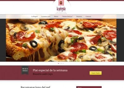 Restaurant Pizzeria La Pèrgola