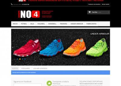 No 4 Sports